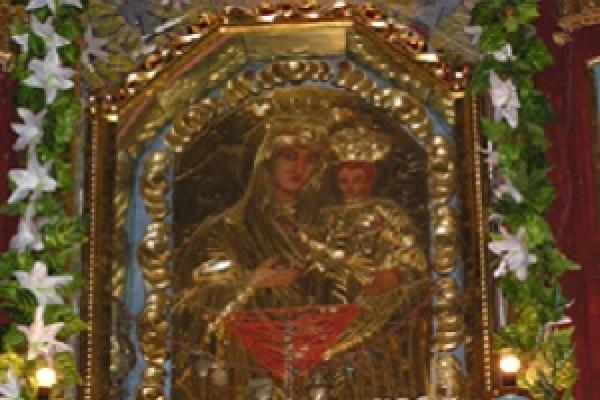 Старожили з Тернопільщини виявили крадіжку старовинної ікони