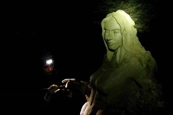 На Тернопільщині знаходиться унікальний єдиний в Україні підземний арт-музей (Фото)