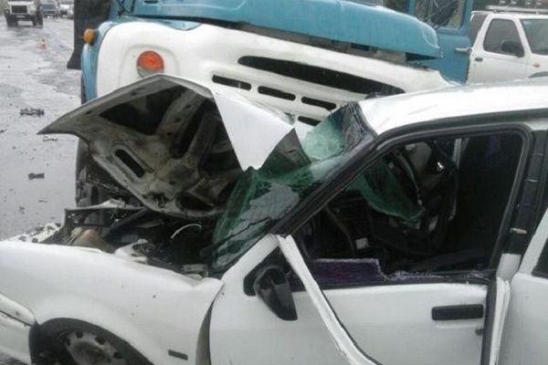 На Об'їзній в Тернополі – аварія