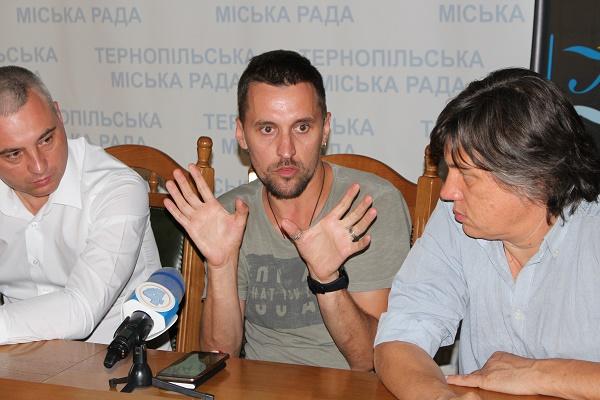 У Тернополі відбувся допрем'єрний показ першого українського блокбастеру (Фото)
