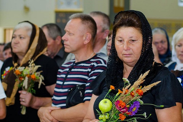 Акція «Єдина родина України» зібрали родини загиблих учасників АТО на Тернопільщині (Фото)