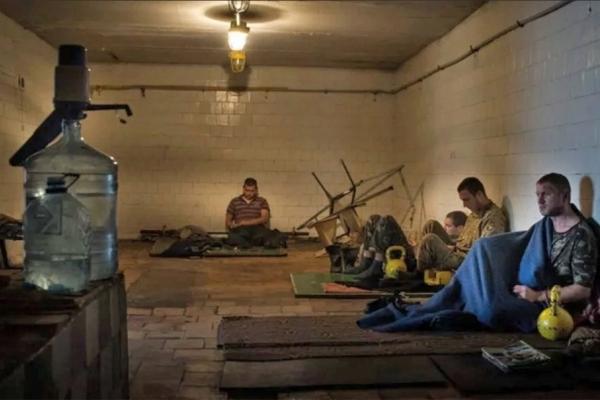 Воїни з Тернопільщини і в полоні бойовиків на Донбасі не втрачають мужності