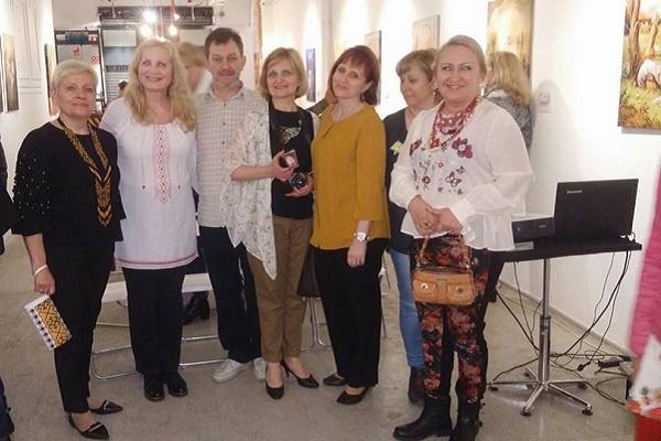Роботи  українського Сальвадора Далі з Бережан показали у Португалії