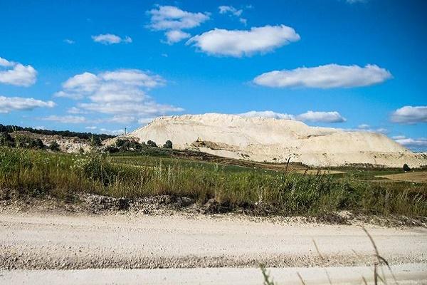 У кар'єрі в Полупанівці через зсуви заборонили видобувати камінь