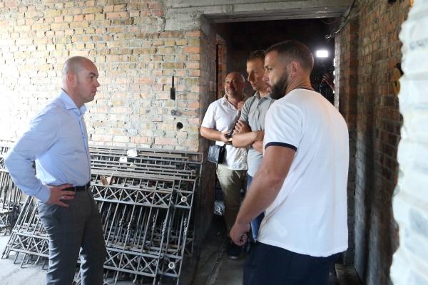 У Тернополі відремонтують приміщення дитячо-юнацької спортивної школи