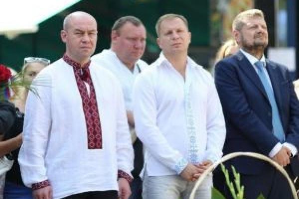 Народний депутат України Ігор Мосійчук прийняв участь у святкуванні Дня міста Тернополя