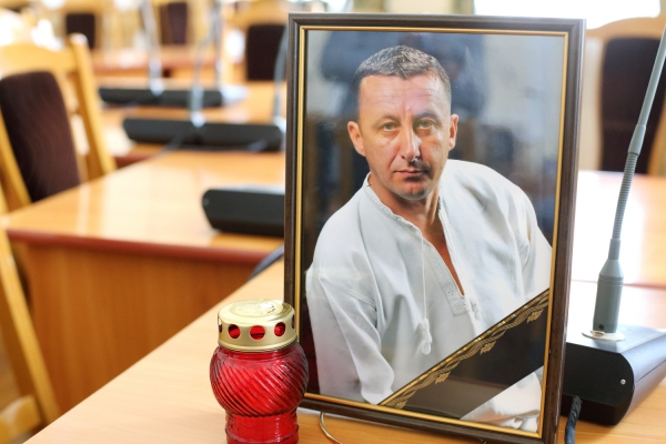 Сьогодні у Тернопіль привезуть тіло голови міського осередку «Свободи» Володимира Стаюри, що загинув у Єгипті