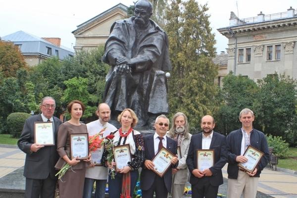 Напередодні Дня Незалежності України вшанували достойних тернополян