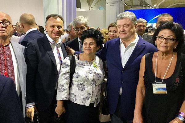 50-ліття відсвяткував Світовий конгрес українців