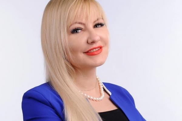 Ольга Шахін поділилася своєю історією успіху з майбутніми підприємцями