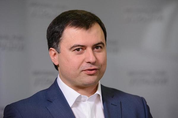Нардеп з Тернополя Тарас Пастух може очолити Міністерство оборони