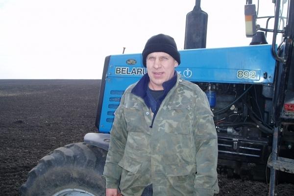 Аграрна Тернопільщина: На часі – сівба