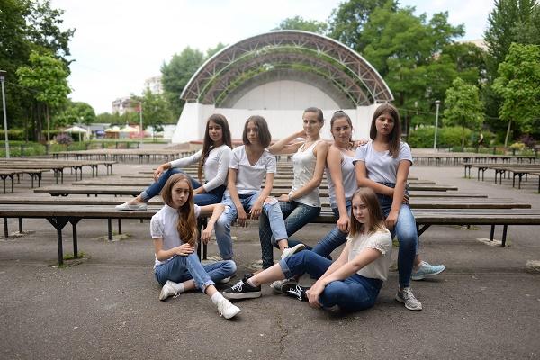 Чим заняти дитину? До 15 вересня триває набір в модельну школу CITY LIFE MODELS (Відео, Фото)