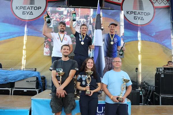 За підтримки «Креатор-Буду» в Тернополі провели світові змагання з водно-моторного спорту