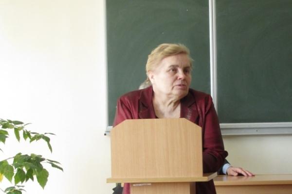 Померла відома тернопільська професорка