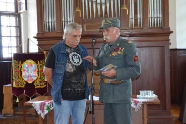 Василь Шкляр розповів, що з'явився на світ завдяки мешканцям Тернопілля
