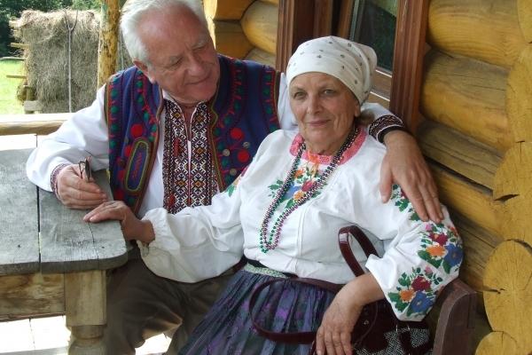 У «Лемківському селі» знімали фільм про переселення лемків (Фото)