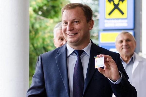 Тернопільщина першою в Україні презентувала електронну картку пацієнта (Фото)