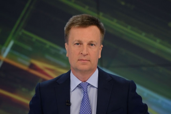 Наливайченко: «Маємо посилити українську контррозвідку. І я зроблю так!»