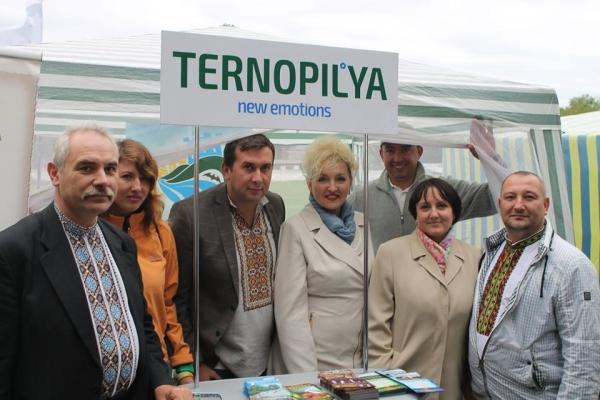 У Підгайцях провели грандіозний фестиваль (Фото)