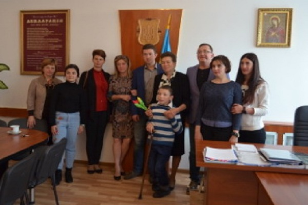 У Ланівцях планують створити реабілітаційний центр для дітей з особливими потребами