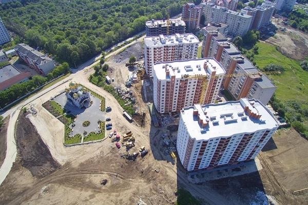 Як виглядатиме новий будинок на проспекті Злуки, 3А