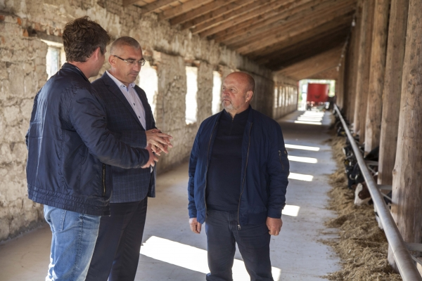 В недіючу ферму компанія «Агропродсервіс» вдихнула нове життя