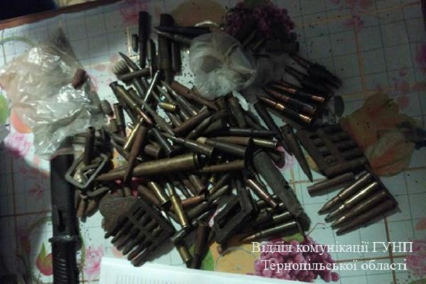 Тернополянин нелегально продавав зброю