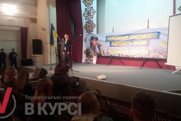 Володимира Стаюру згадали теплими словами та зі сльозами на очах (Фоторепортаж)