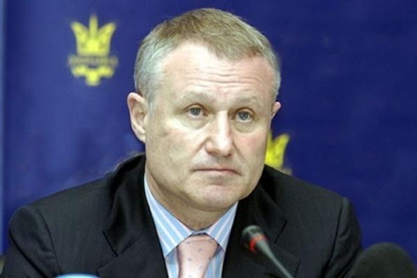 Колишній глава ФФУ Григорій Суркіс став фігурантом кримінальної справи