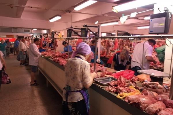 Жовтневі ціни на м'ясо у Тернополі (Відео)