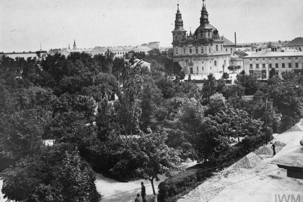 Тернопіль на фото 1916-17 років