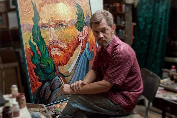 Олег Шупляк: «Не люблю, коли мене називають українським Далі. Але добре, що хоч не Ван Гогом, бо не маю бажання різати собі вухо»