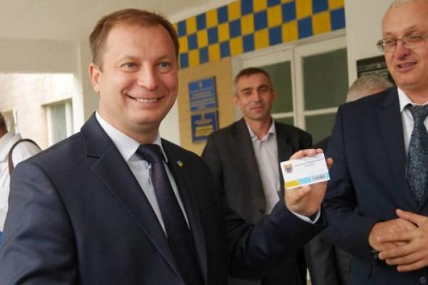 Перша в Україні електронна картка пацієнта запрацювала на Тернопільщині