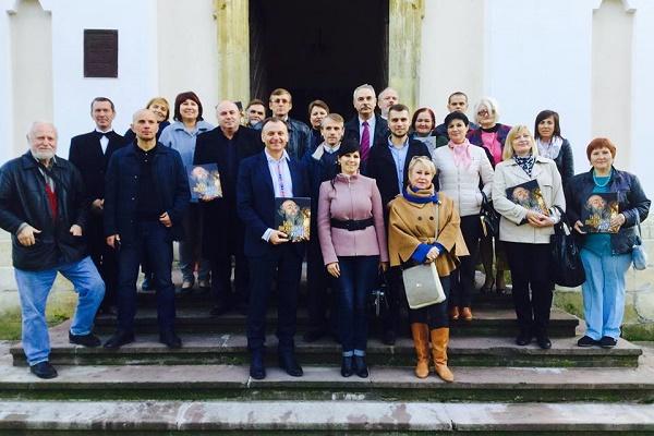 Проект «Під зорею Пінзеля» на рідній землі українського Мікеланджело