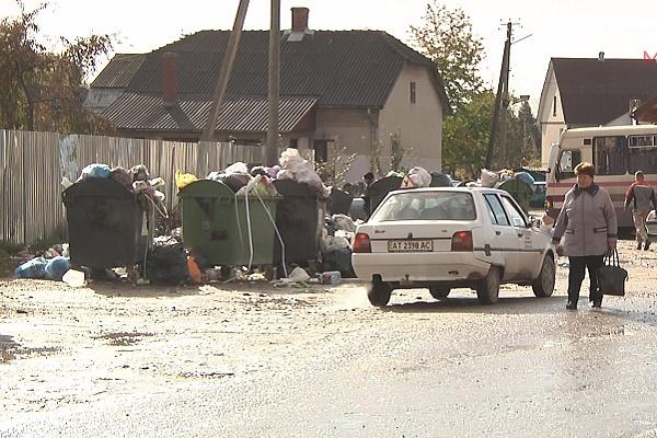 Щоб полігон для бережанського сміття відкрили, перевізник має заплатити селянам (Відео)