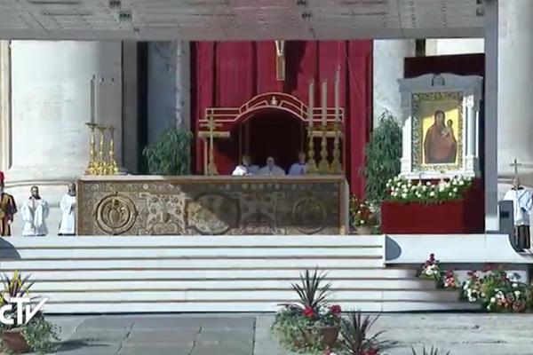 Коронація ікони Зарваницької Богородиці у Ватикані: онлайн трансляція