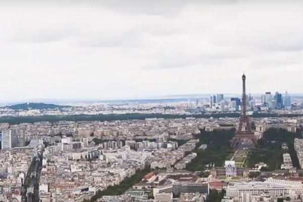 Тернополянка відзняла відео про Європу (Відео)