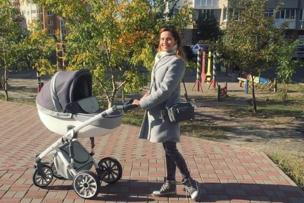 Зірка серіалу «Село на мільйон-2» Наталка Денисенко показала, як проводить час з новонародженим сином