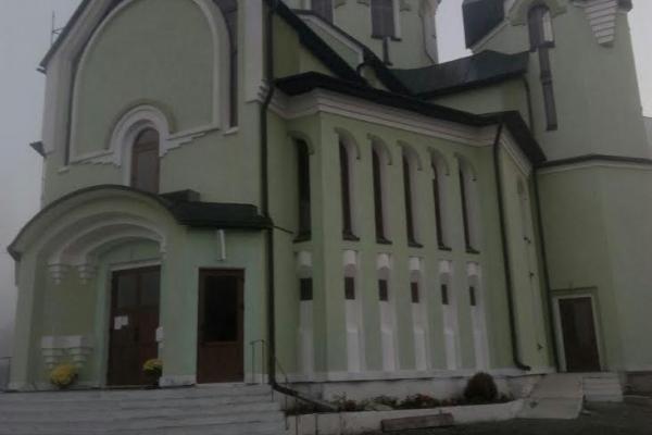 У Тернополі обікрали церкву