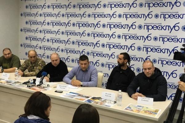 У Тернополі з'явиться унікальний реабілітаційний центр для ветеранів АТО (Фото)