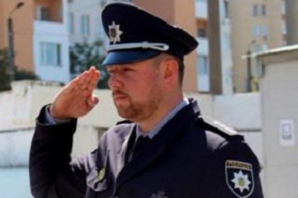 Головний патрульний Тернополя відверто розповів про призначення, місцеву владу та особисте