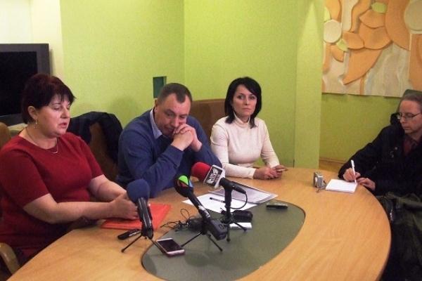 Очільник Вишнівецької ОТГ провів прес-конференцію, головна тема: хабар у розмірі 400 000 грн