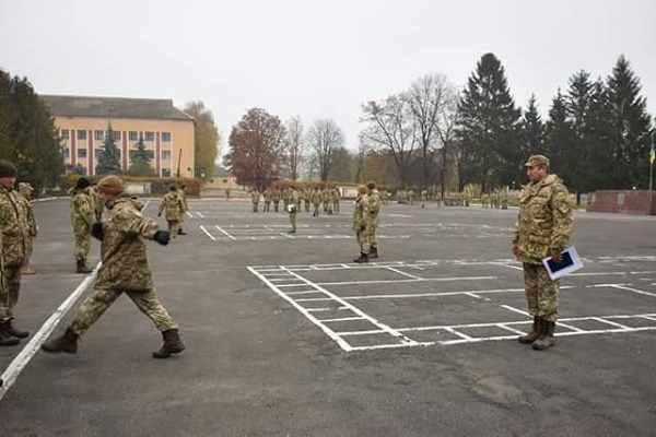 44 артилерійська бригада – у відмінній формі