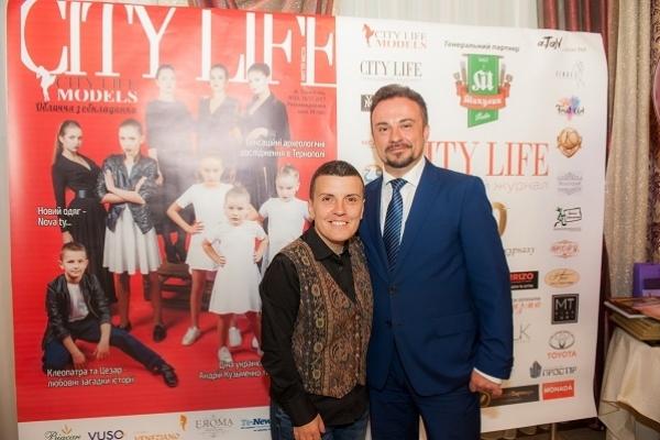 20 ювілейна презентація журналу CITY LIFE: яскрава шоу-програма, вихід CITY LIFE MODELS, розіграш путівки в Єгипет