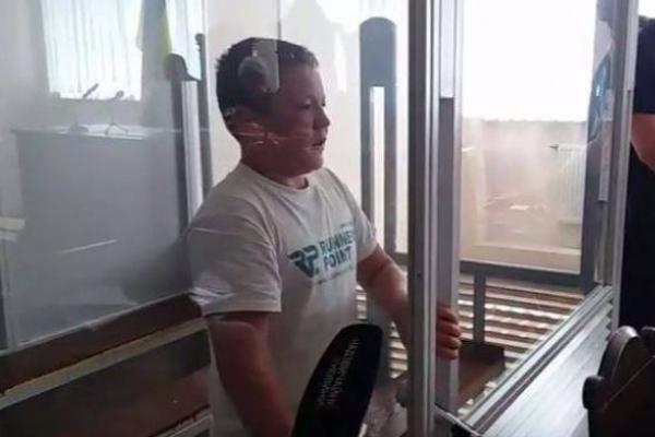 Василь Гнатюк, підозрюваний у вбивстві випускниці з Тернопільщини, погрожував слідчому розправою? (Відео)