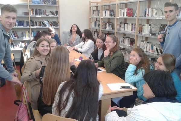 Як учні тернопільсьої школи № 3 у Франції набиралися досвіду (Фото)