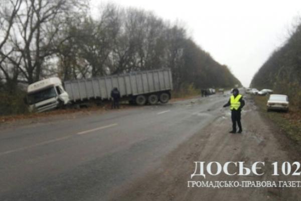Померла 9-місячна дівчинка, яка 30 жовтня на Теребовлянщині потрапила у ДТП