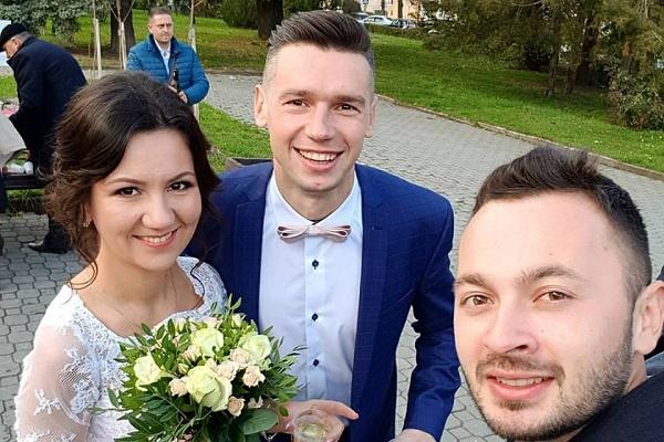 Одружився зірковий тернополянин (Фото)