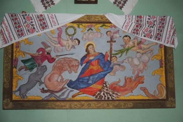 На Тернопільщині знайшли старовинну ікону, яку викрали з церкви на Львівщині